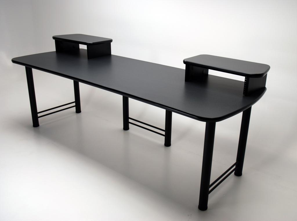 UNISET, PROEDIT, PRO EDIT, PRO-EDIT, Editing furniture, behind the scenes desk, dual height