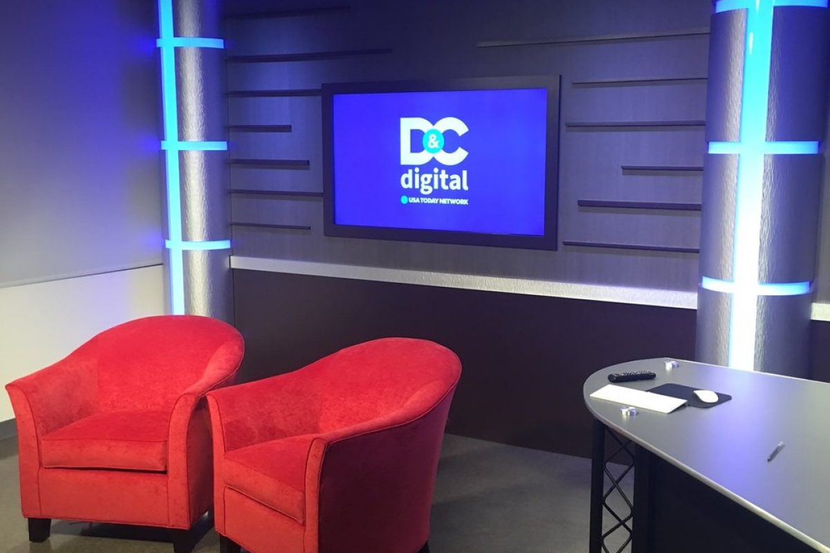 D & C Digital Studio Gannett USA Today Network UNISET