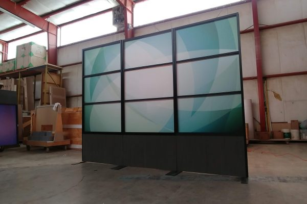 Set background, monsanto, transition panel, lightweight, studio background