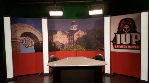 C top on the Indiana University of PA Set