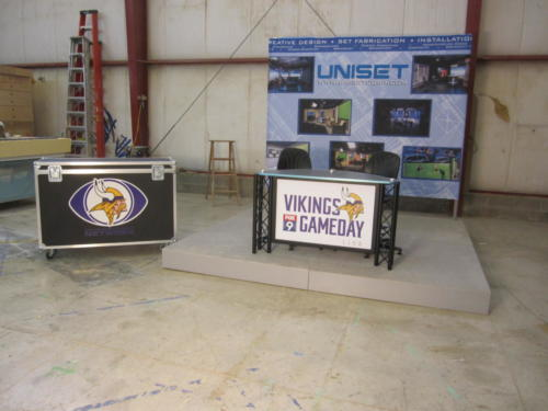 UNIPRO Desk system and Vikings MCC